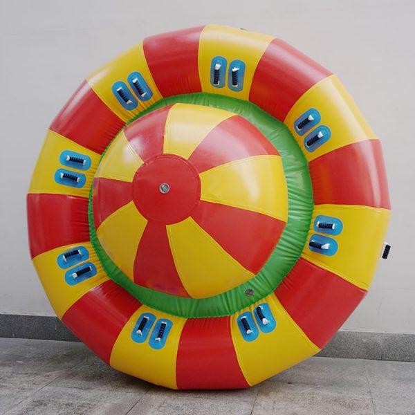 disco boat tube