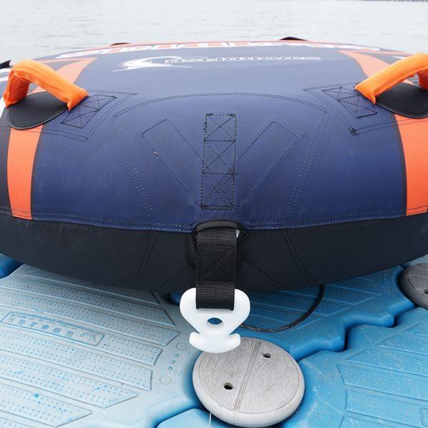 boat tube tow hook