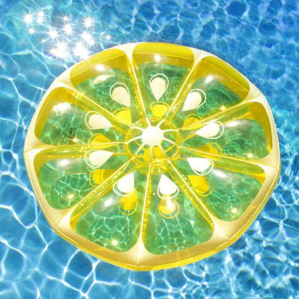 lemon pool float