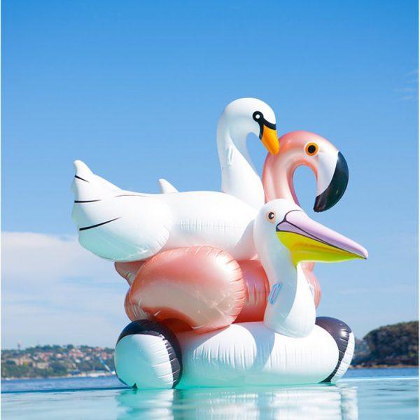 flamingo pool float sunnylife