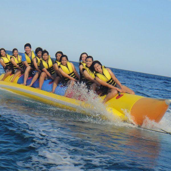 10 person banana boat