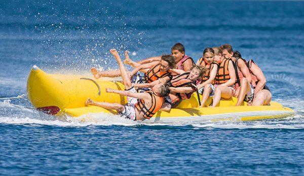 banana boat jet ski