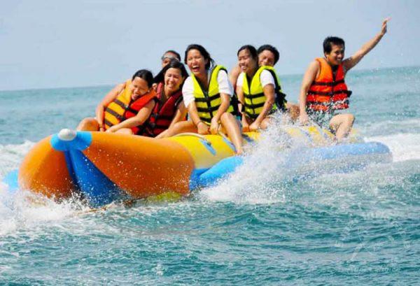 banana boat jet ski rental