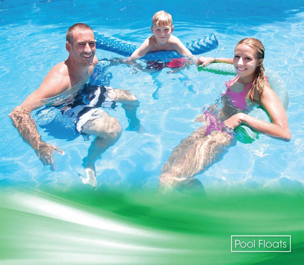 foam water float