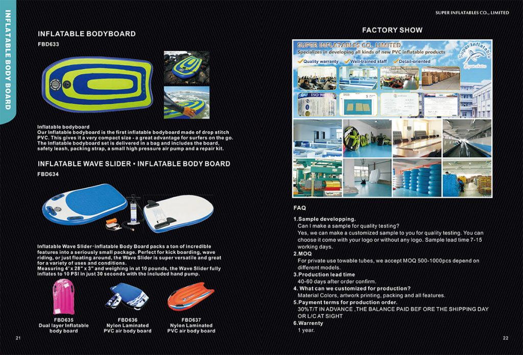 body board manufacturer