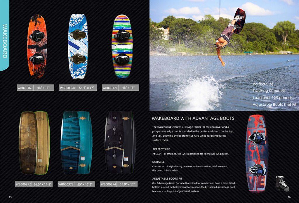 wave board manufacturer