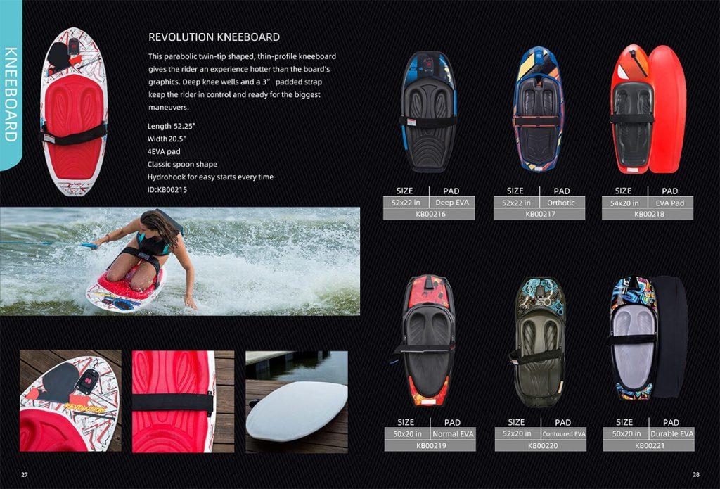 knee board manufacturer