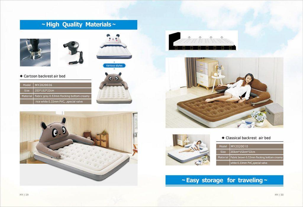 air bed queen mattress