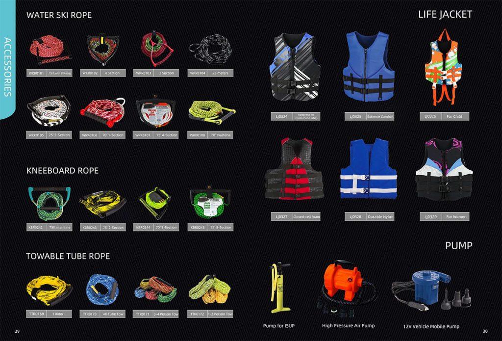 life jacket manufacturer