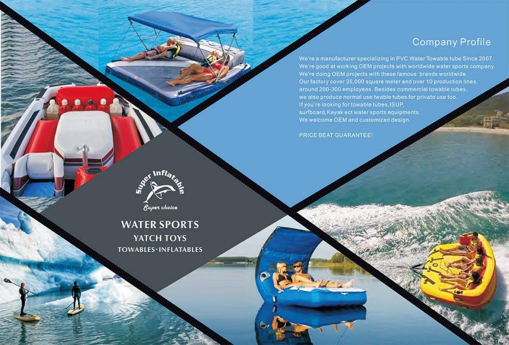water sports manufacturer