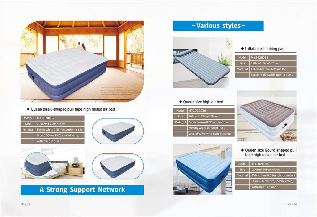air bed full size