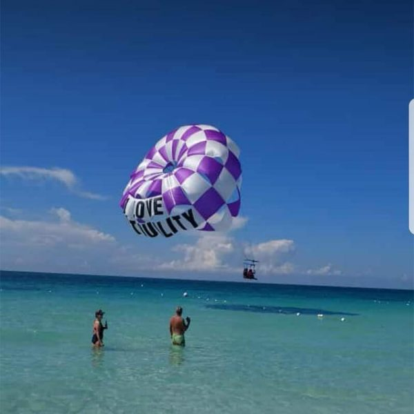 how much parasailing cost