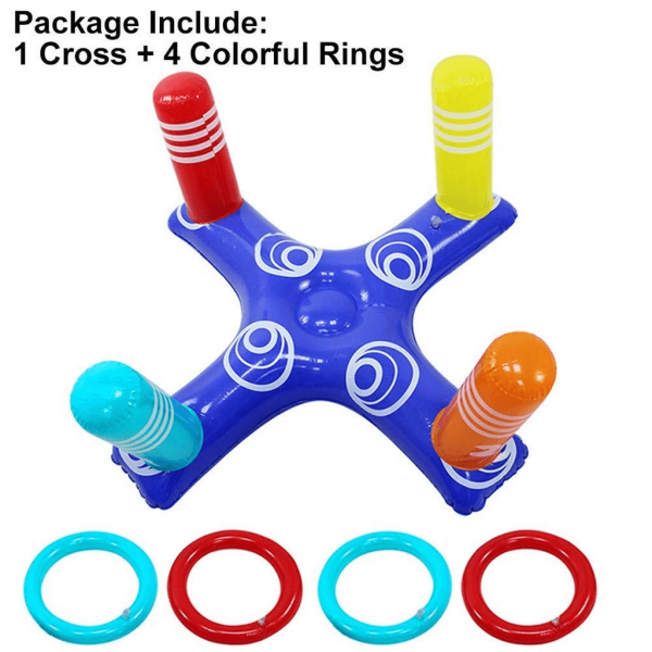 Ring Toss Pool Game