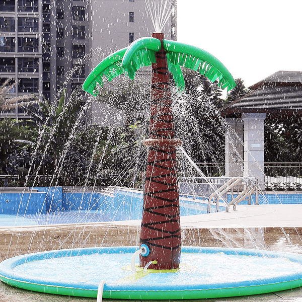 Palm Tree Sprinkler