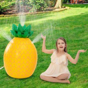 Pineapple Sprinkler