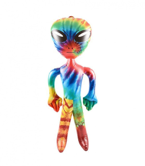 Inflatable Alien