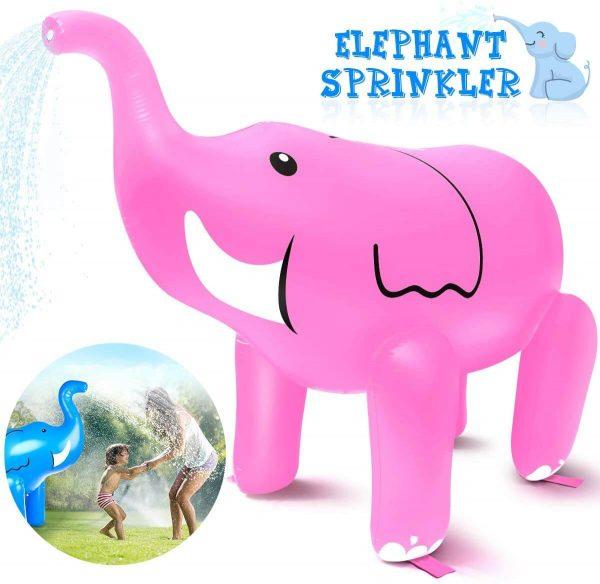 Elephant Sprinkler