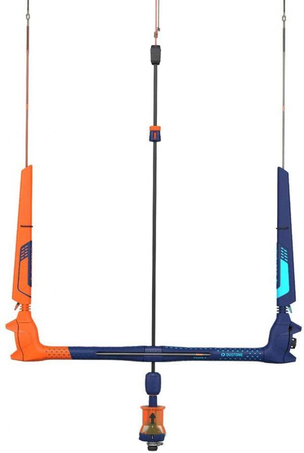 Kitesurfing Control Bar System